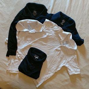 Faded Glory & Wonder Nation Boys Shirts size 4/5